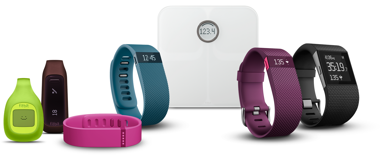 HR Charge Fitbit