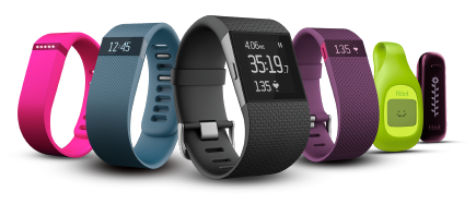 Fitbit Device Images
