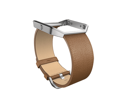 Fitbit Blaze™ Leather Band + Frame