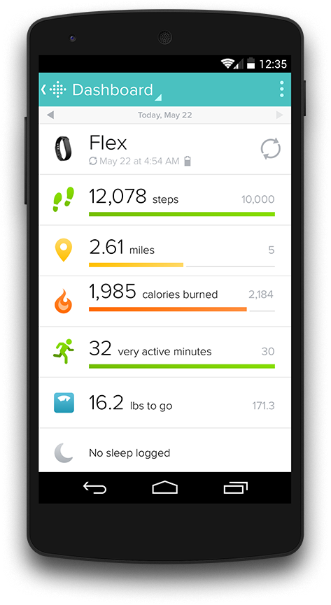 how to connect apps with fitbit