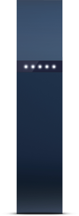 Fitbit Flex Wireless Activity Tracker and Sleep Wristband (Navy Blue)